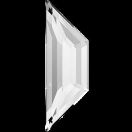 Kristalai plokščiu dugnu