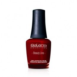 NAIL POLISH 09 RED IBISCUS 15M