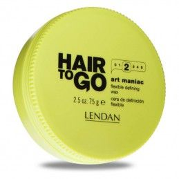 Lendan Hair to Go Art...