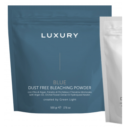 Luxury blue dust free...