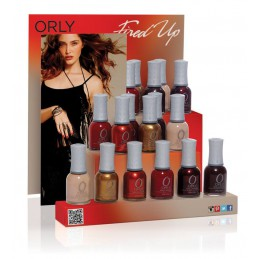 ORLY Fired Up, 18ml