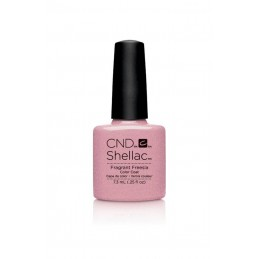 Shellac nail polish - FRAGRANT FREESIA